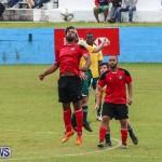 Shield Semi-Final Football Bermuda, December 26 2014-31