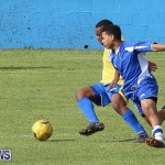 Shield Semi Final Football Bermuda, December 26 2014-33