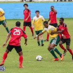 Shield Semi-Final Football Bermuda, December 26 2014-35