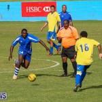 Shield Semi Final Football Bermuda, December 26 2014-38