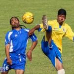 Shield Semi Final Football Bermuda, December 26 2014-44