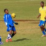 Shield Semi Final Football Bermuda, December 26 2014-47