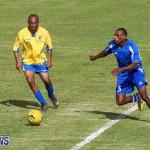 Shield Semi Final Football Bermuda, December 26 2014-5