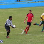 Shield Semi-Final Football Bermuda, December 26 2014-6
