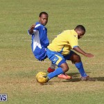 Shield Semi Final Football Bermuda, December 26 2014-61