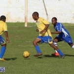 Shield Semi Final Football Bermuda, December 26 2014-67