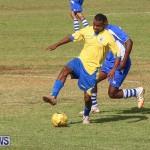 Shield Semi Final Football Bermuda, December 26 2014-7