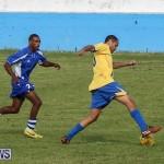 Shield Semi Final Football Bermuda, December 26 2014-74