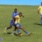 Shield Semi Final Football Bermuda, December 26 2014-8