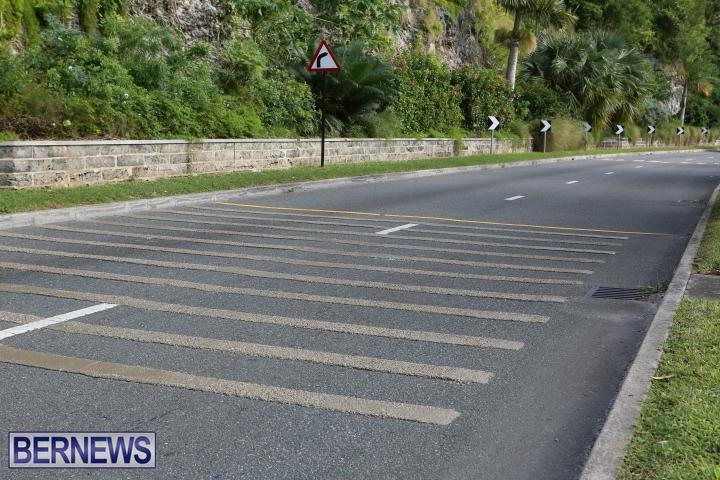 rumble strips east broadway bermuda 2014