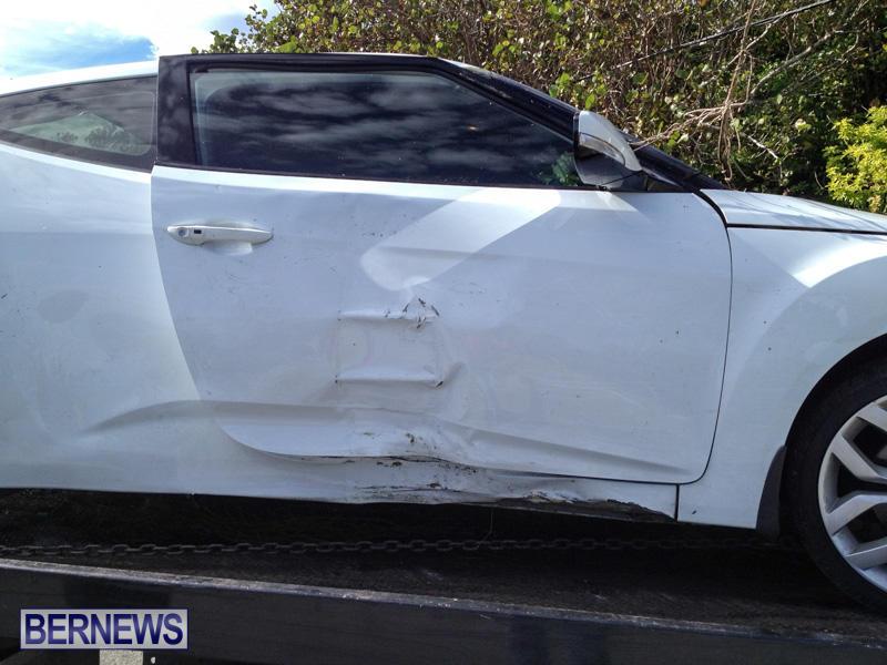 Car Accident Bermuda, January 10 2015-2