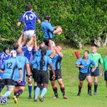 Duckett Memorial Rugby Bermuda, January 10 2015-20