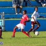 Hamilton Parish vs North Village Bermuda, January 4 2015-16