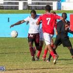 Hamilton Parish vs North Village Bermuda, January 4 2015-33