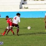 Hamilton Parish vs North Village Bermuda, January 4 2015-47