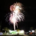 New Years Eve Fireworks Bermuda, December 31 2014-10