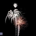 New Years Eve Fireworks Bermuda, December 31 2014-15