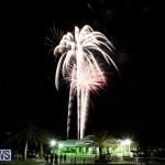 New Years Eve Fireworks Bermuda, December 31 2014-8