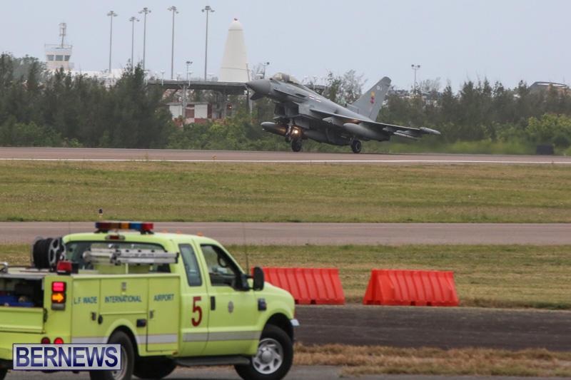 Royal-Air-Force-RAF-Typhoon-A330-200-Voyager-Bermuda-January-6-2015-10