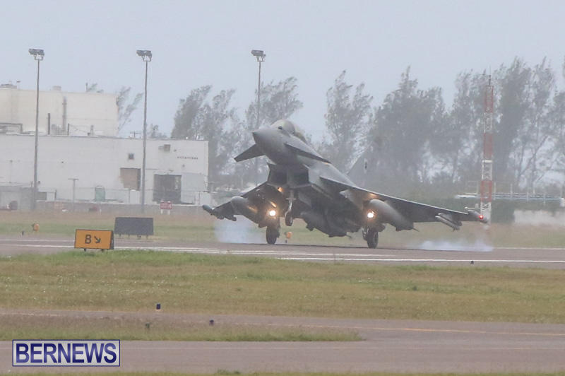 Royal-Air-Force-RAF-Typhoon-A330-200-Voyager-Bermuda-January-6-2015-12