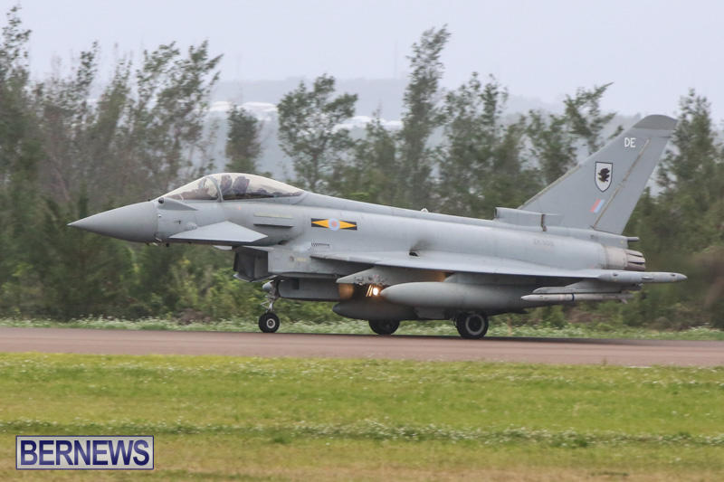 Royal-Air-Force-RAF-Typhoon-A330-200-Voyager-Bermuda-January-6-2015-14
