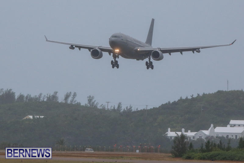 Royal-Air-Force-RAF-Typhoon-A330-200-Voyager-Bermuda-January-6-2015-19