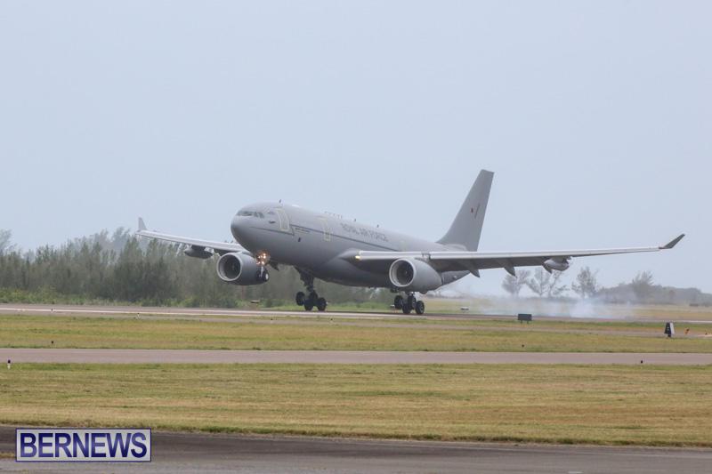 Royal-Air-Force-RAF-Typhoon-A330-200-Voyager-Bermuda-January-6-2015-21