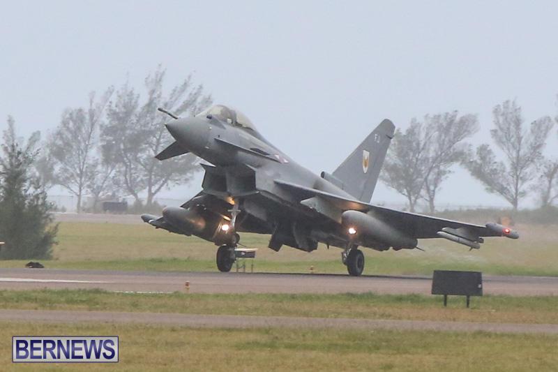 Royal-Air-Force-RAF-Typhoon-A330-200-Voyager-Bermuda-January-6-2015-5