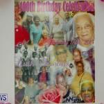 Ruth Simons 100th Birthday Bermuda, January 17 2015-10