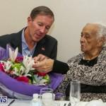 Ruth Simons 100th Birthday Bermuda, January 17 2015-2