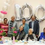 Ruth Simons 100th Birthday Bermuda, January 17 2015-20