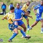 St David's vs Young Men Social Club Football Bermuda, January 11 2015-18