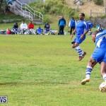 St David's vs Young Men Social Club Football Bermuda, January 11 2015-21