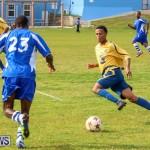 St David's vs Young Men Social Club Football Bermuda, January 11 2015-25