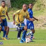 St David's vs Young Men Social Club Football Bermuda, January 11 2015-27