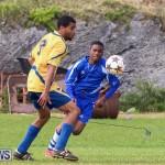 St David's vs Young Men Social Club Football Bermuda, January 11 2015-3
