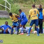 St David's vs Young Men Social Club Football Bermuda, January 11 2015-36