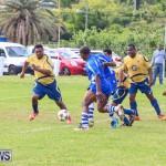St David's vs Young Men Social Club Football Bermuda, January 11 2015-63