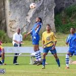 St David's vs Young Men Social Club Football Bermuda, January 11 2015-68