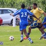 St David's vs Young Men Social Club Football Bermuda, January 11 2015-74