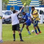 St David's vs Young Men Social Club Football Bermuda, January 11 2015-75