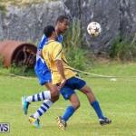 St David's vs Young Men Social Club Football Bermuda, January 11 2015-8