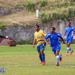 St David's vs Young Men Social Club Football Bermuda, January 11 2015-81