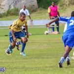 St David's vs Young Men Social Club Football Bermuda, January 11 2015-82