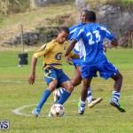 St David's vs Young Men Social Club Football Bermuda, January 11 2015-83
