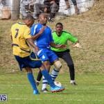 St David's vs Young Men Social Club Football Bermuda, January 11 2015-86