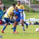 St David's vs Young Men Social Club Football Bermuda, January 11 2015-88