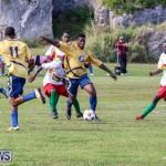 St David's vs Boulevard Bermuda, January 4 2015-44