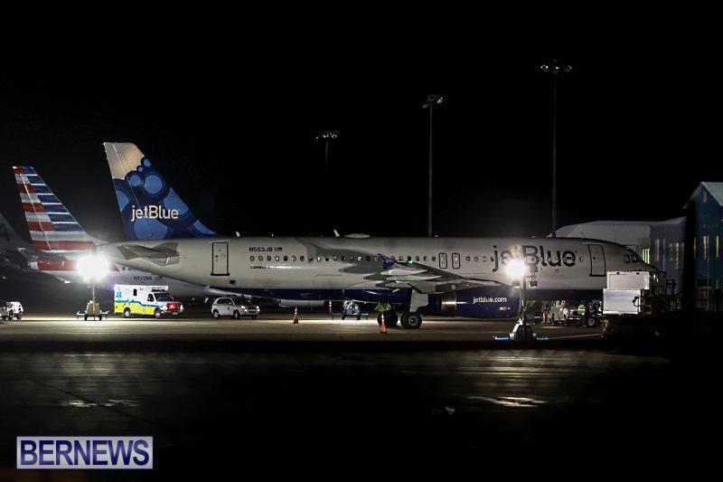 Plane Diversion Bermuda, February 16 2015-8b