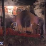 St George's House Fire Bermuda, February 25 2015-10